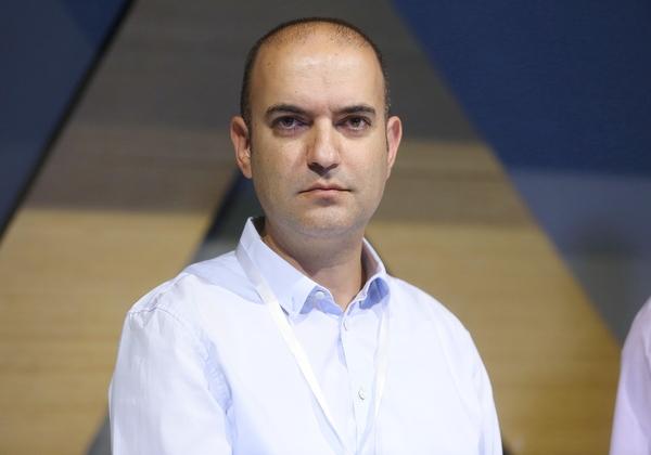עמיר נוריאל, מנהל תשתיות וסגן מנהל אגף מחשוב וטכנולוגיה בבנק יהב. צילום: ניב קנטור