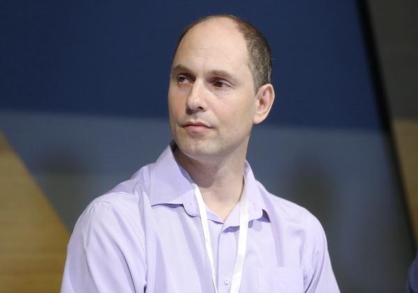 גיא לופו, מחברת לובינסקי. צילום: ניב קנטור
