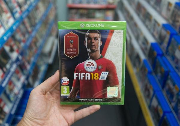 רונלדו. יככב גם ב-FIFA 19 - אחד המשחקים הלוהטים בזמן הקרוב. צילום: BigStock