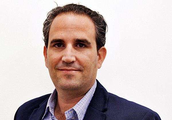 ניר אמקייס, מנהל אבטחת המידע והסייבר ב-One1. צילום: קרין קומאקוב