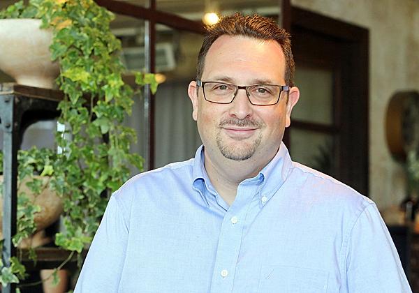 ארז רחמיל, סמנכ''ל IT ופיתוח בפלייטיקה. צילום: ניב קנטור