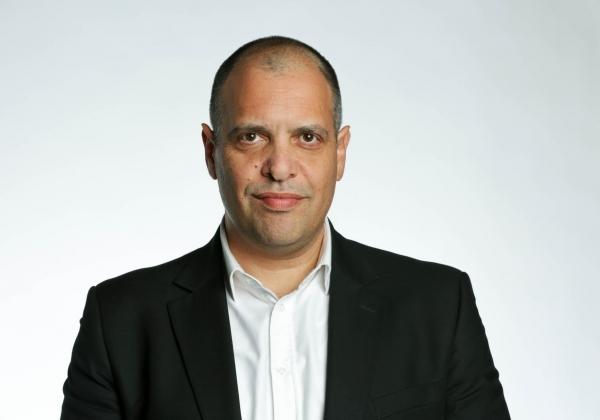 """גדי רחלזון, סמנכ""""ל מכירות General Business ב-SAP ישראל. צילום: אורן אגמי"""