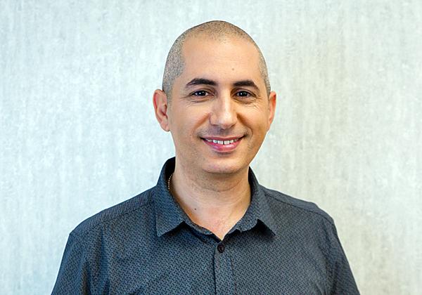 ראם מורד, מנהל שותפים ב-FireEye ישראל. צילום: אלון לוין