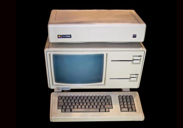 מחשב הליסה של אפל. צילום: מתוך ויקיפדיה