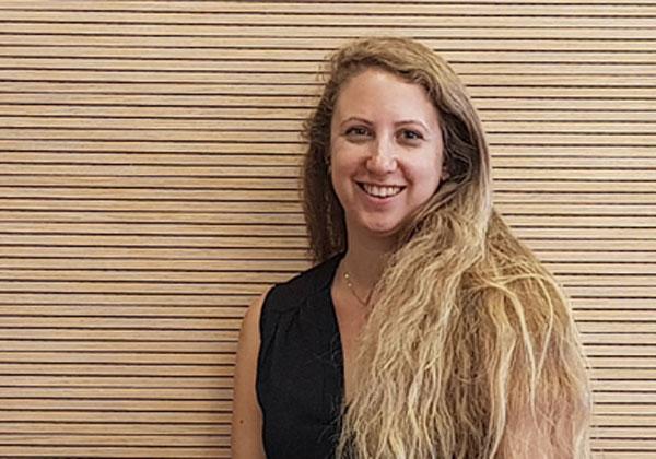 """איילת כהן, סמנכ""""לית למרכז היזמות של האוניברסיטה העברית. צילום: HUstart"""
