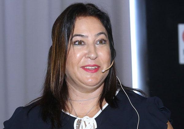 הילה כהן, מנהלת פעילות NetSuite באולקלאוד. צילום: ניב קנטור