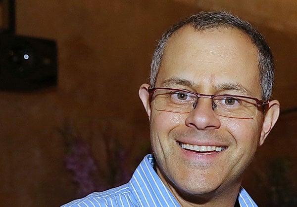 כפיר אלפנדרי מנהל מכירות תחום Mid-Market ב-Dell-EMC/. צילום: ניב קנטור