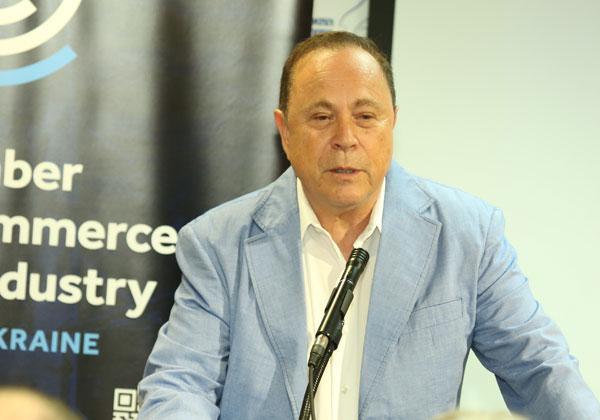 """ד''ר צבי מרום, מנכ''ל באטמ ויו''ר איגוד תעשיות האלקטרוניקה והתוכנה בהתאחדות התעשיינים. צילום: יח""""צ"""