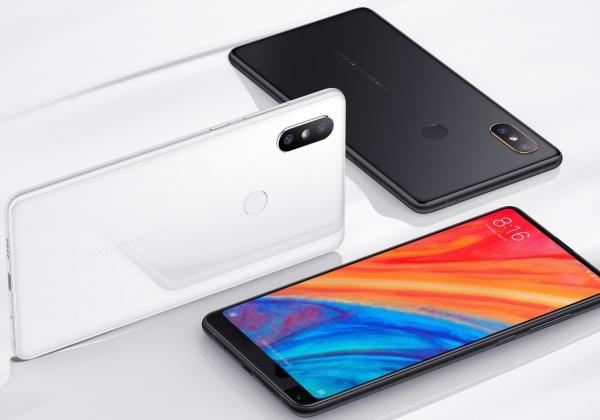 Xiaomi Mi Mix 2S. צילום: שיאומי