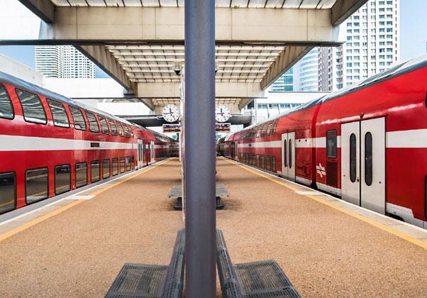 רכבת ישראל. צילום: דוברות הרכבת