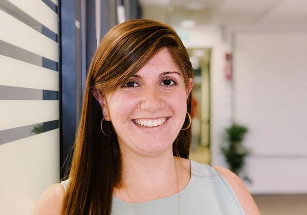 רוית לוי, ראש צוות אנליסטים חברת סייברינט. צילום: ג'ואן שמשום, CyberInt