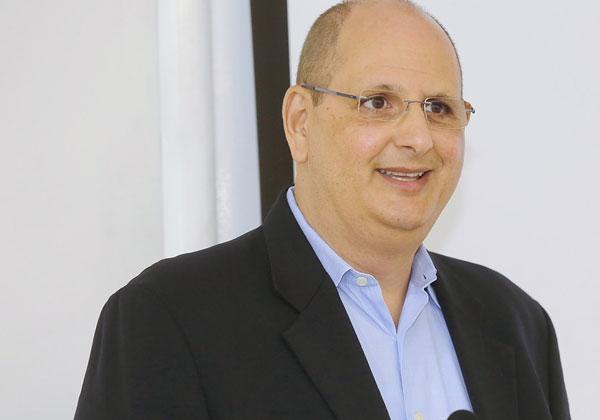 דרור ריזנברג, סמנכ''ל חדשנות ושיווק בינלאומי בתדיראן מוצרי צריכה וטכנולוגיה. צילום: ניב קנטור