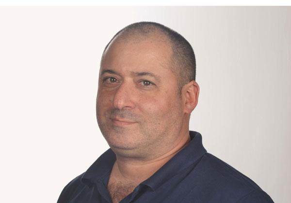 """סטיבן הררי, מנכ""""ל משותף ומייסד אינפיניטי לאבס. צילום: יח""""צ"""