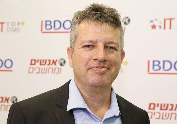 ירון פלד, שותף מנהל ב-BDO Consulting. צילום: ניב קנטור