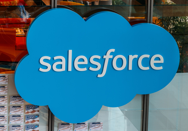 Salesforce. מקור: BigStock