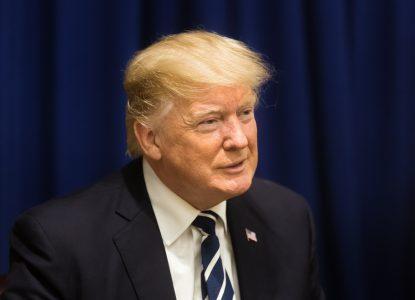 נשיא ארצות הברית, דונלד טראמפ. צילום: BigStock
