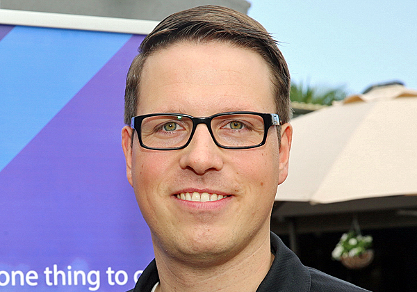 ביורן ברונדרט, מהנדס מערכות בכיר ב-VMware. צילום: ניב קנטור