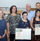 מלם תים חילקה פרסים לדוקטורנטיות מצטיינות