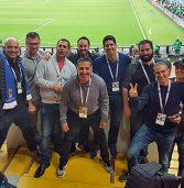 מונדיאל 2018: 11 שחקנים, 11 שותפים עסקיים ומשחק אחד