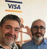 יזמים ונציגי ארגונים ממשלתיים – במרכז החדשנות של ויזה