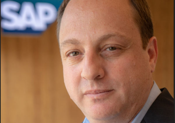 גדי קרומהולץ, סגן נשיא שותפויות טכנולוגיות ואקוסיסטם במרכז הפיתוח של סאפ בישראל צילום: איל אלטר