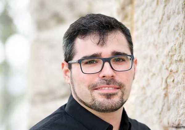 אלכס וויסטיך, מנהל טכנולוגיות ראשי ומייסד משותף בחברת אבטחת הסייבר SecBI. צילום: בטי קסטנבוים