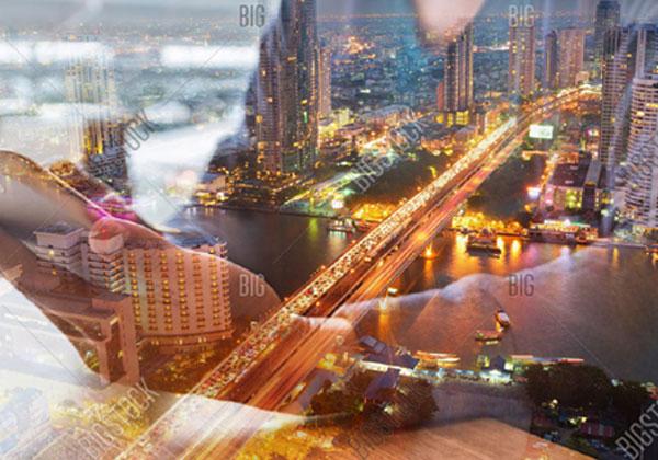 ערים חכמות. צילום: BigStock