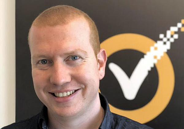 """אריק וולובסקי, מנהל הנדסה בסימנטק ישראל. צילום: יח""""צ"""