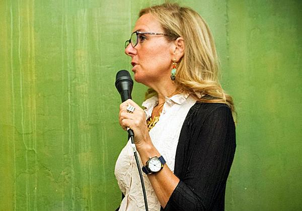"""ד""""ר לסלי ברודו מיטס, מנהלת תכנית MBA Sofaer - Global ביזמות וחדשנות בפקולטה לניהול באוניברסיטת תל אביב. צילום: טלי בן אריה"""