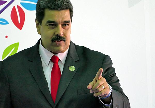 נשיא ונצואלה, ניקולס מאדורו. צילום: BigStock