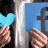 פייסבוק וטוויטר הגבילו הפצת דיווחים של הניו יורק פוסט על ג'ו ביידן