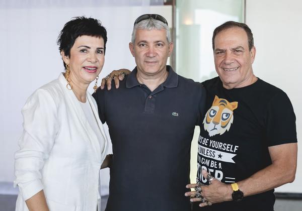עם דורון קרופמן, מנהל פעילות APC שניידר-אלקטריק בישראל