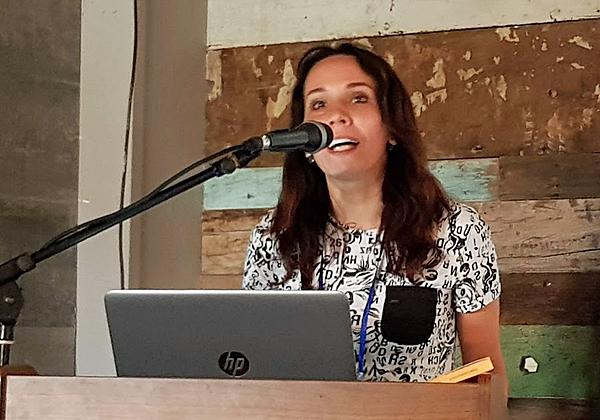 טאטיאנה אליעזר, מנהלת השיווק של HP לאזור CEE ולישראל. צילום: פלי הנמר