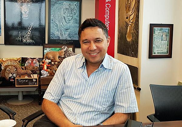 """זיו אלול, מנכ""""ל פייבר. צילום: פלי הנמר"""
