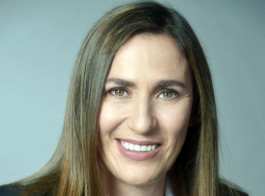 אורלי אברמוביץ', מנהלת אגף המחשוב הפורשת של בנק ירושלים.