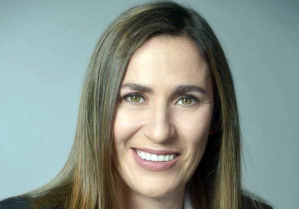 אורלי אברמוביץ', מנהלת אגף המחשוב של בנק ירושלים. צילום: יוסי צברי