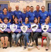 מלם תים ארגנה בפיליפס אירוע IT4U Day בנושא אבטחת מידע