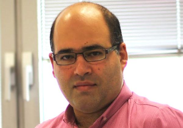 אמיר עוז,יועץ טכנולוגי לארגונים. צילום: יגאל פרונין