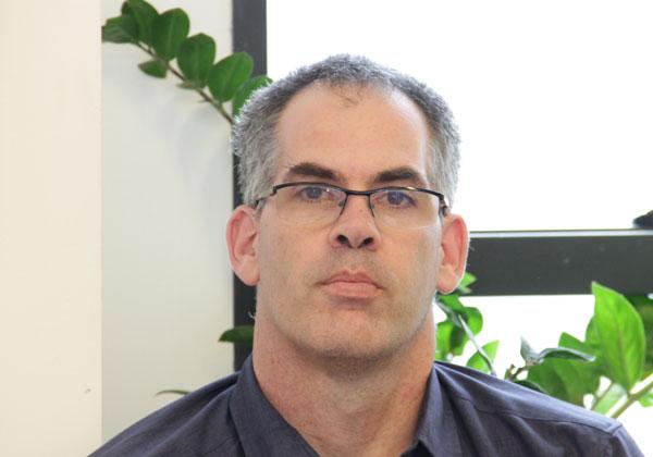 שחף קיזלשטיין, סגן נשיא אינטל ומנהל מרכז המו''פ של החברה בירושלים. צילום: יניב פאר