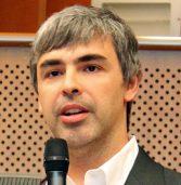"""תם עידן: לארי פייג', ממייסדי גוגל, פורש מתפקיד מנכ""""ל אלפבית"""