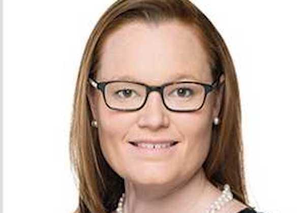 """שרה דיקנס ספויה, סמנכ״לית הכספים של Tipalti. צילום: יח""""צ"""