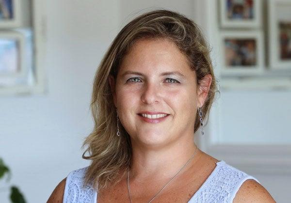 """נטלי קנטור, מנהלת סניף Exagrid בישראל. צילום: יח""""צ צילום: יח""""צ"""