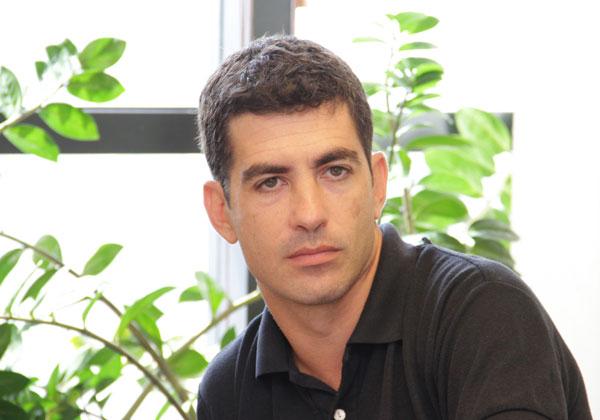גל צלרמאייר, מנהל קבוצת הפיתוח של דרופבוקס בישראל. צילום: יניב פאר