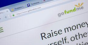אתר גיוס ההמונים GoFundMe. צילום: BigStock