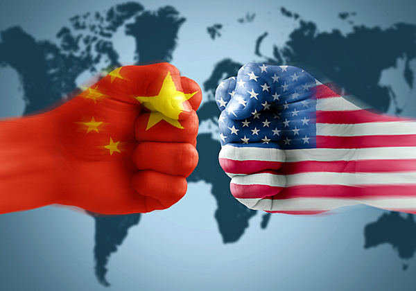 לפני היציאה מהבית הלבן - החרפת מלחמת הסחר סין-ארצות הברית? צילום: BigStock