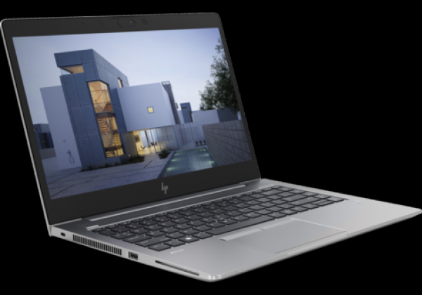 "HP Zbook 14u G5. צילום: יח""צ"