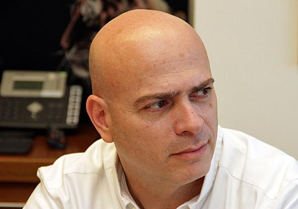 """רמי דרור, מנכ""""ל בית ההשקעות הלמן-אלדובי. צילום: יניב פאר"""