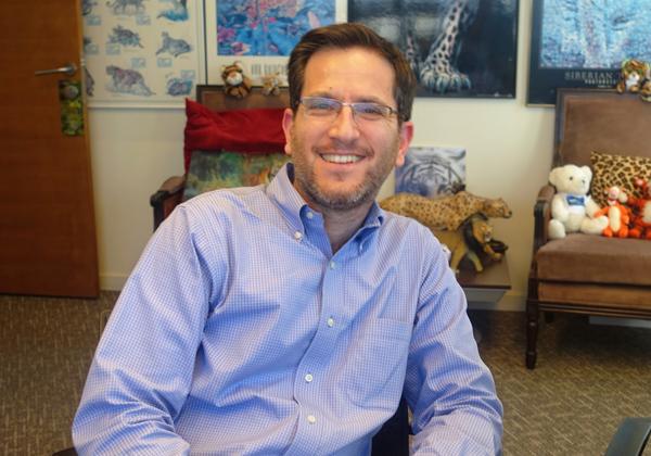 """אמיר אורעד, מנכ""""ל סייסנס. צילום: פלי הנמר"""