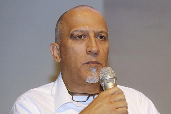 יגאל גויטע, מומחה ומוביל פתרונות סייבר. צילום: ניב קנטור