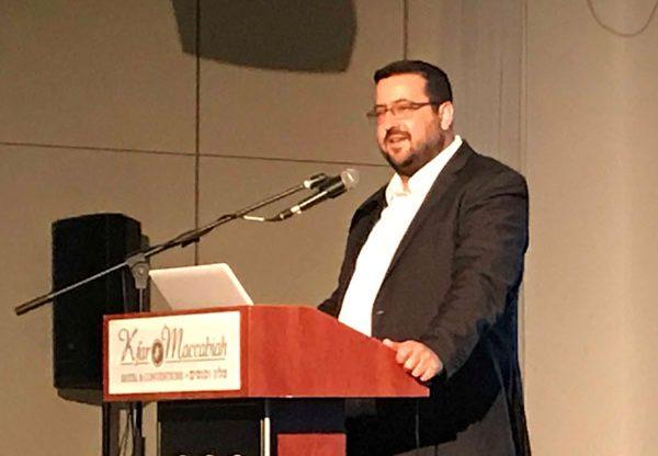 """מוישי פרידמן, מייסד שותף ומנכ""""ל קמא-טק. צילום: רלי כהן"""